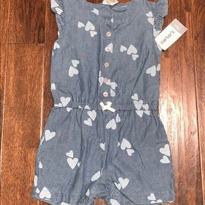 18 month carters romper